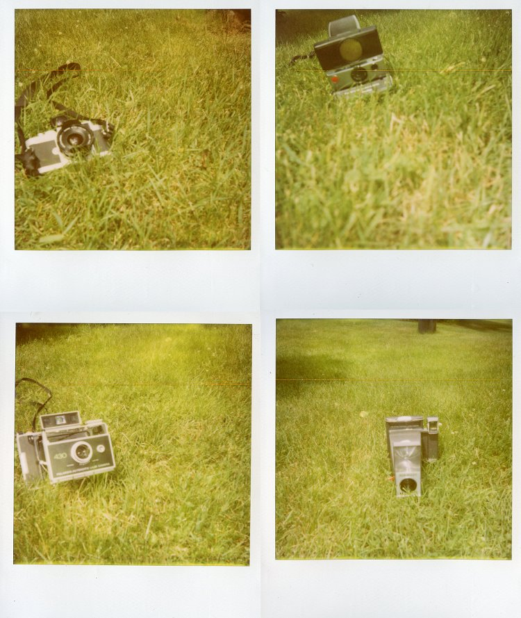 four favorite analog camers