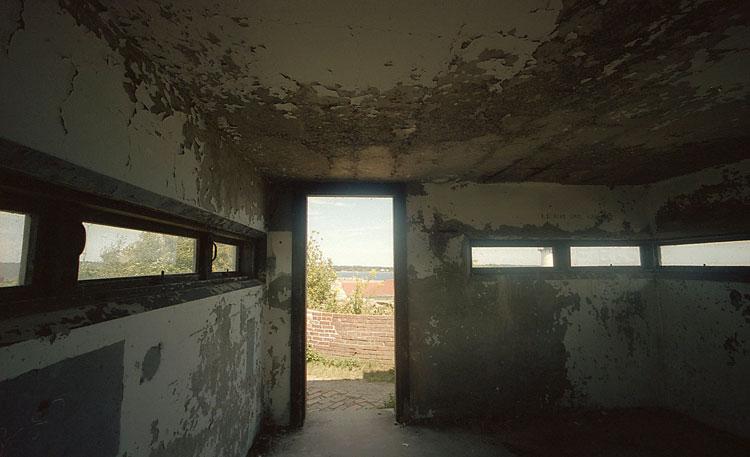 insidebunker